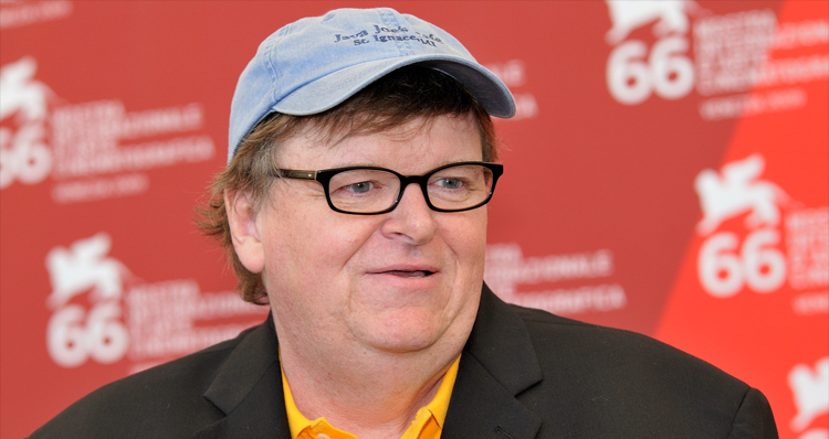 Michael Moore Defies Governor's Ban, Opens Apartment To Syrian Refugees