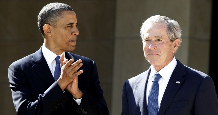 Democrats Troll The GOP Using An Unlikely Ally – George W. Bush – Video