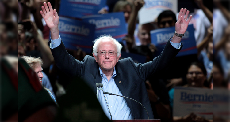 Bernie Sanders Readers Poll Pick For TIME Person Of The Year