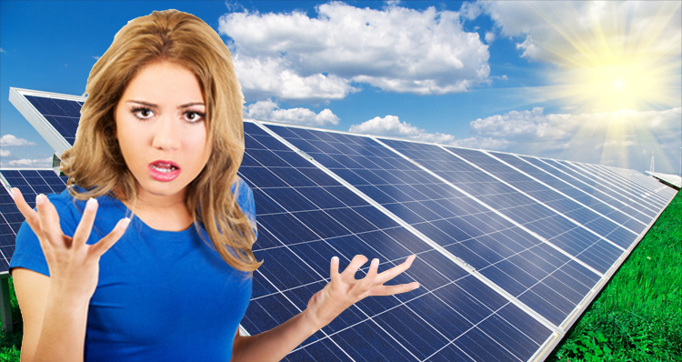 Scientific Ignorance Rules The Day In Batsh*t Crazy Town Rejecting Deadly Solar Panels
