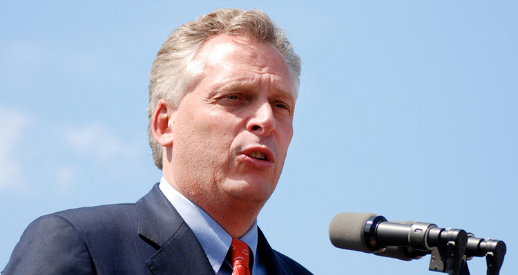Virginia Republicans Plan To Punish Democratic Governor By Putting Him In Harm's Way
