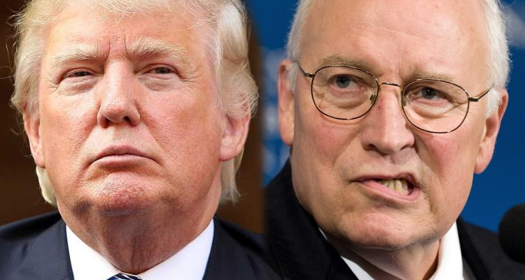 Even Dick Cheney Says Donald Trump Is Un-American