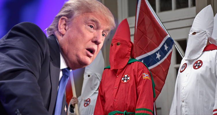 Wow! Former KKK Leader Makes Shocking Comment About Donald Trump – Video