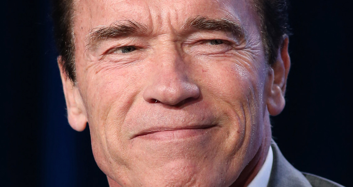 Arnold Schwarzenegger Just Told The World To 'Stop Eating Meat To Save The Planet'