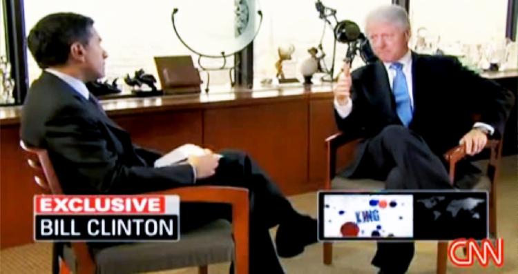 Watch Bill Clinton Praise Bernie Sanders' Single-Payer Healthcare Plan In 2009