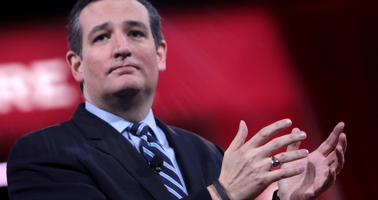 Ted Cruz Caught Lying About Having No Health Insurance And Blaming Obamacare