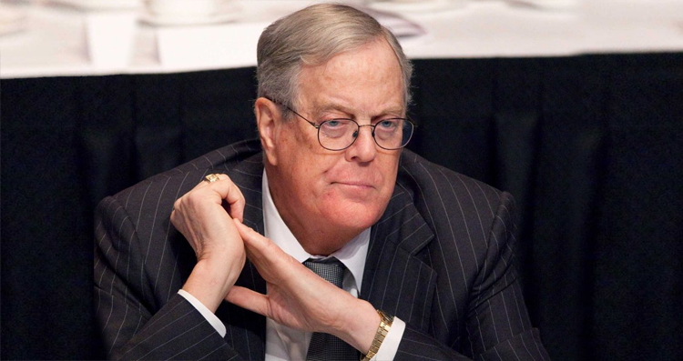 The Power Of Activism: 552K Petition Signatures Later David Koch Leaves Museum Board