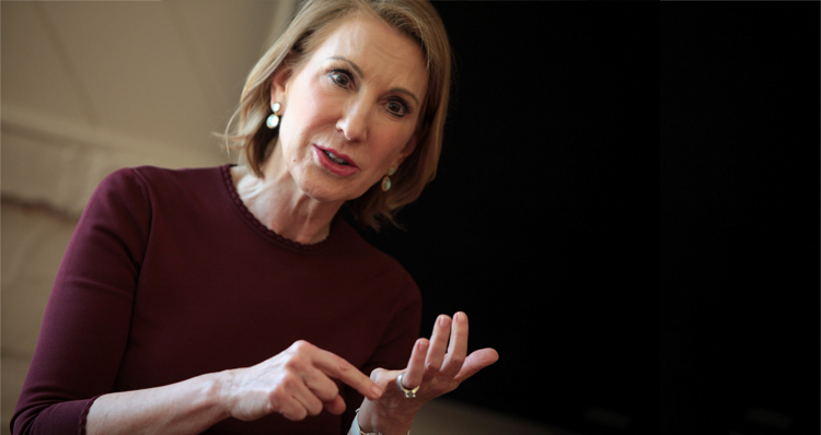 Carly Fiorina Earned Over $83K From Company Using Aborted Fetal Stem Cells