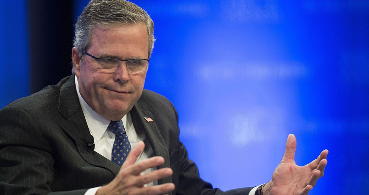 Jeb! Praises Rick Snyder's Ridiculous Response To Flint Water Crisis – Video