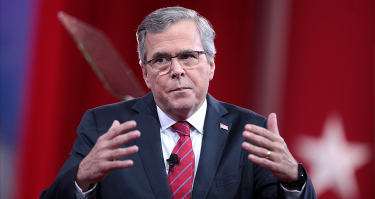 Jeb! Gets $10 Million Donation From Guy Who Caused 2008 Financial Meltdown