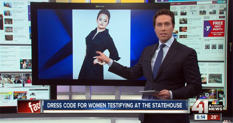 Outrage Over Dress Code Targeting Women In Revealing Attire – Video