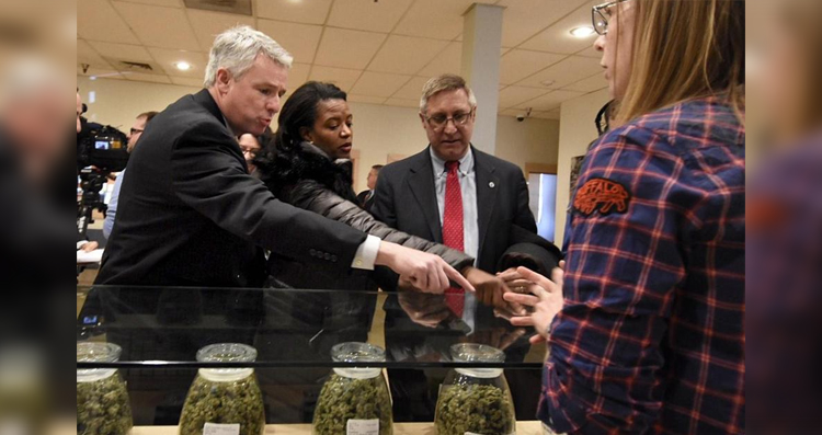 State Senators Fly To Colorado To Show Their Ignorance About Marijuana