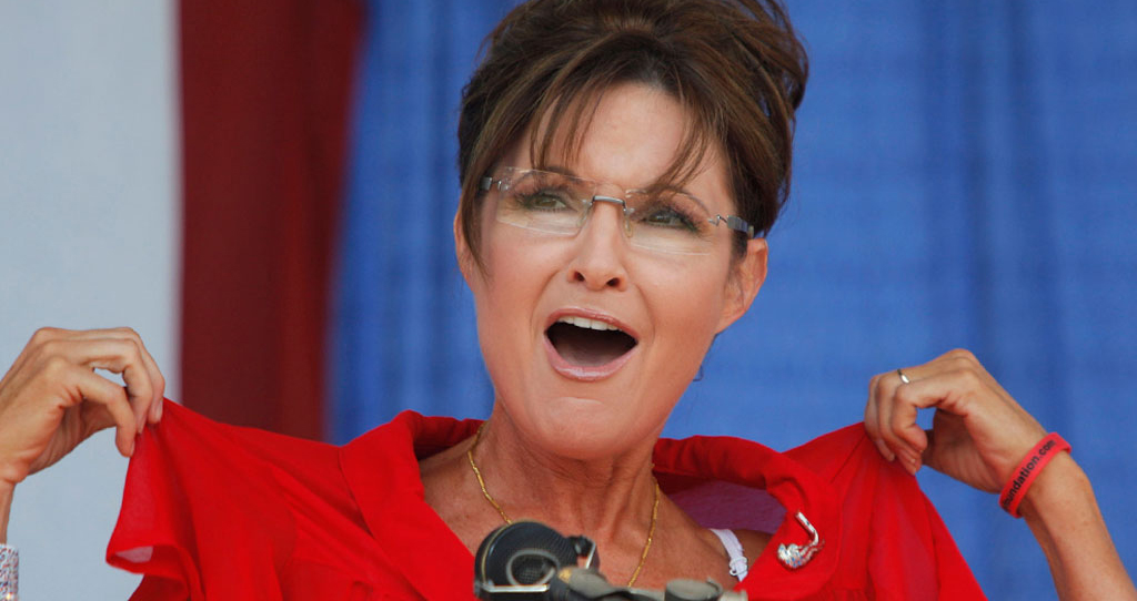 Right-Wing Slamming Palin For Trump Endorsement