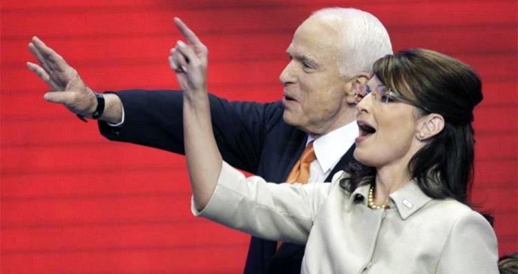 Sarah Palin 'One of America's Most Astounding Morons' According To McCain Senior Advisor