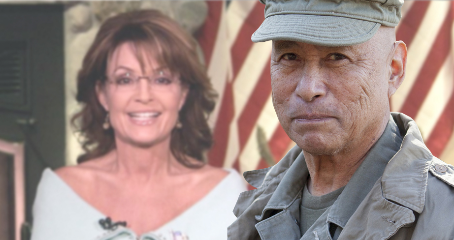 Veterans Urge Sarah Palin Not To Politicize PTSD