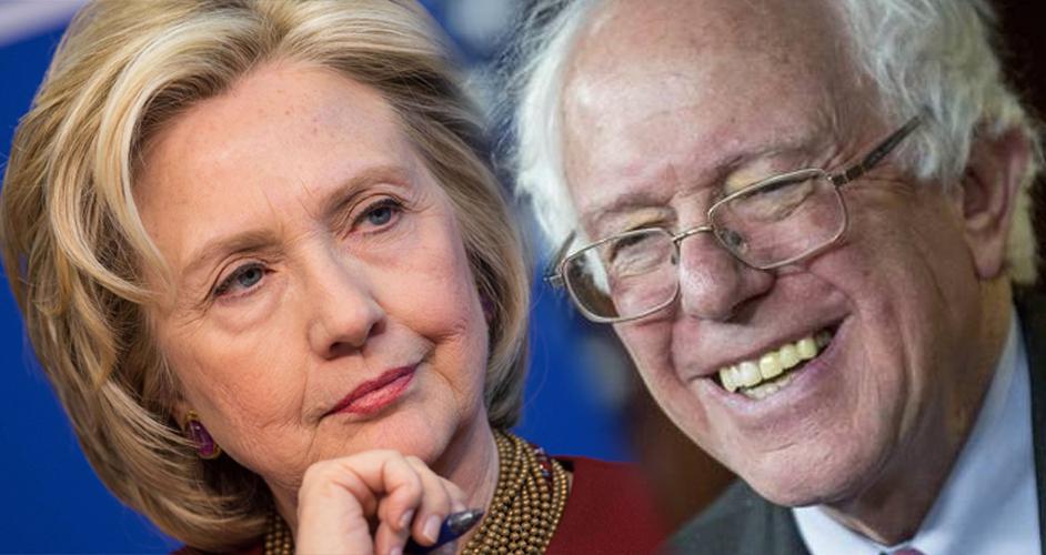 Bernie Sanders Hilariously Trolls Hillary Clinton