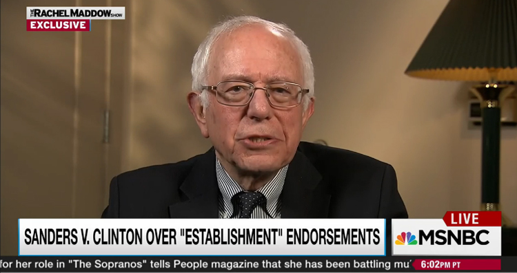 Controversy Rages Over Bernie Sanders' Remarks About Planned Parenthood – Video