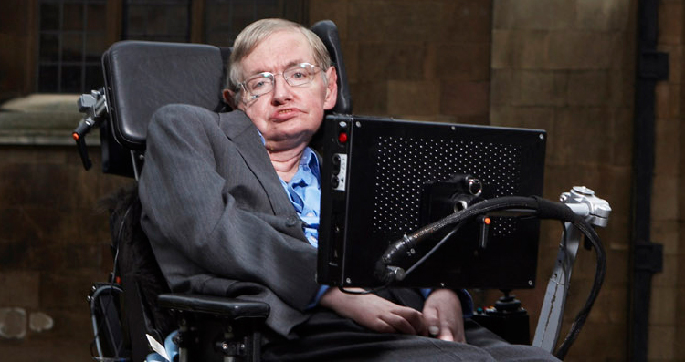 Steven Hawking Warns The Human Race Is In Danger And It's Our Own Fault