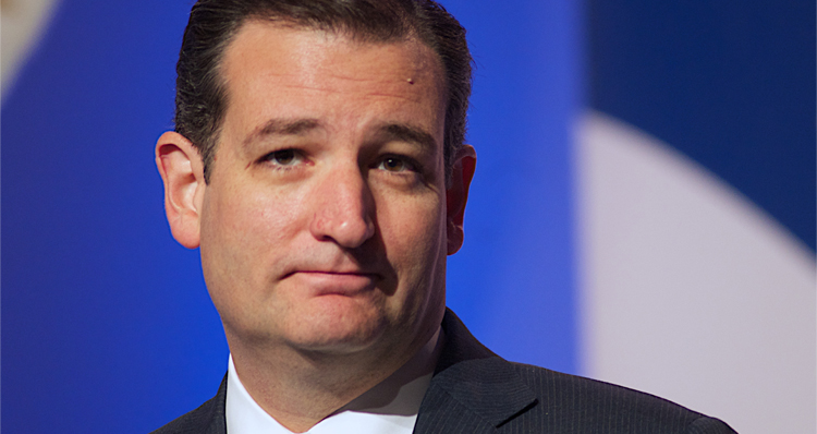 Conservatives Love To Hate Ted Cruz