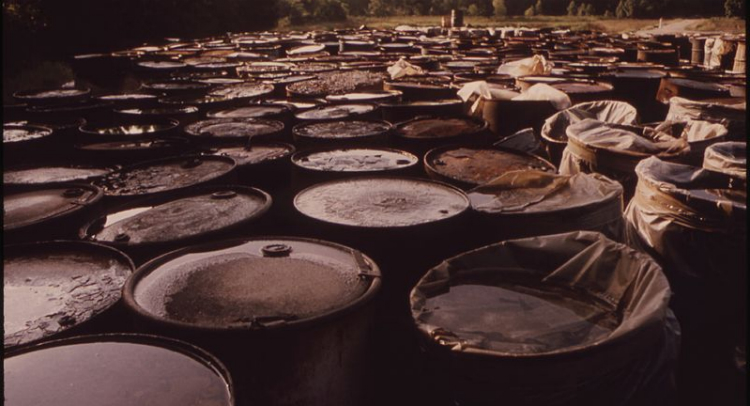 Low-Income Communities Targeted For Hazardous Waste Sites