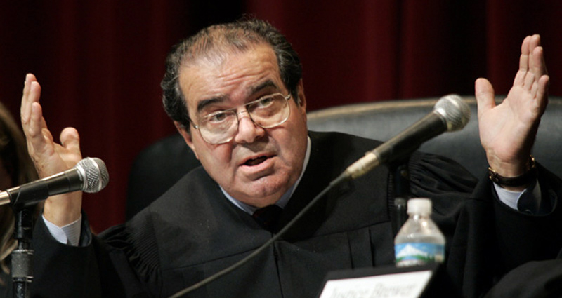 Who Killed Antonin Scalia?