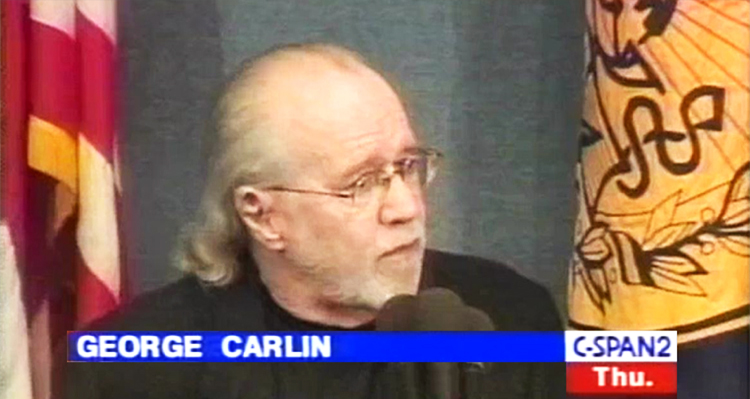 The Language Of Politics Explained By George Carlin – Video