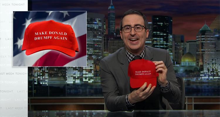 Watch John Oliver Destroy Donald Trump – Video
