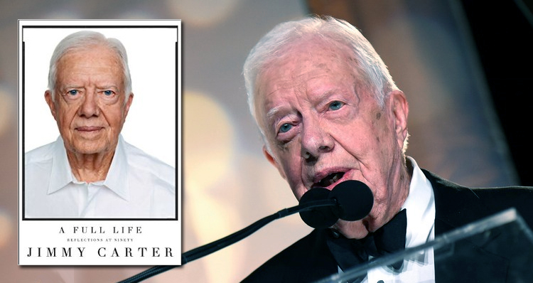 Jimmy Carter Wins His Second Grammy Award