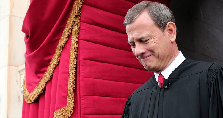5 Reasons We Should Impeach Chief Justice John Roberts