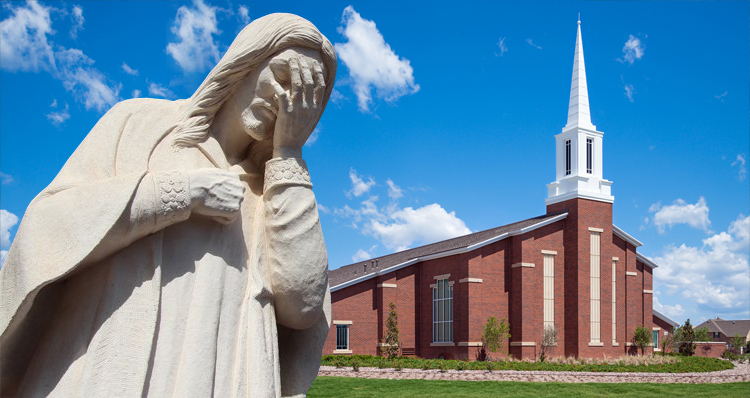 NC Church Caught Practicing Christianity – Neighbors Complain