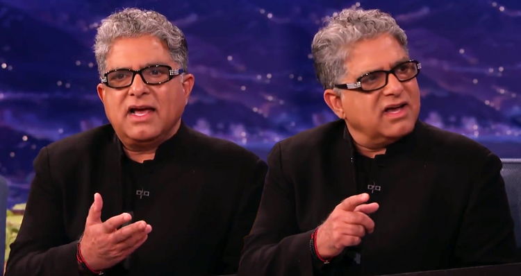Deepak Chopra: Donald Trump Is 'Beyond Hope,' It's Time For A Female President – Video