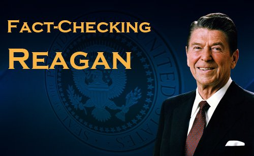 Fact-Checking-Reagan