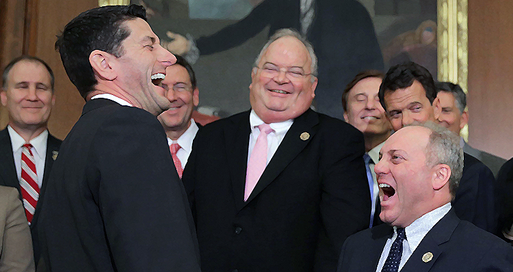 The Republican Party Is Not A Political Party – It's A Mental Condition