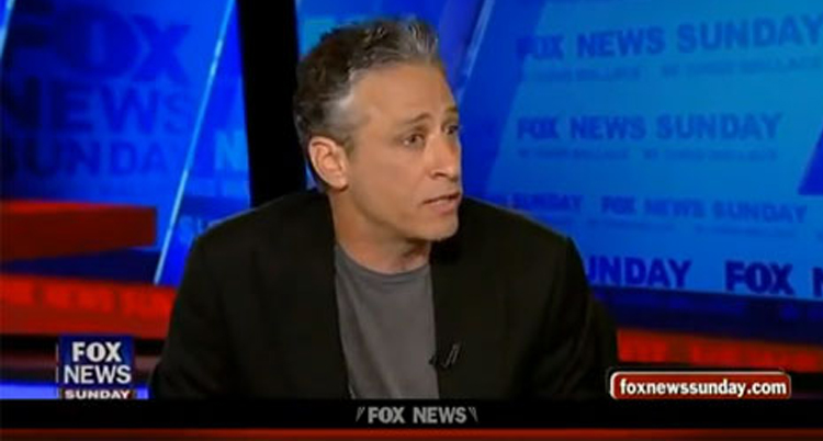 Watch Unedited Footage of Jon Stewart Slamming Chris Wallace About Fox News Bias