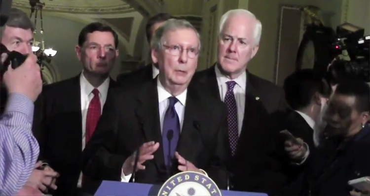 Before Robo-Rubio Short-Circuited Megatron-Mitch Suffered A Malfunction – Video