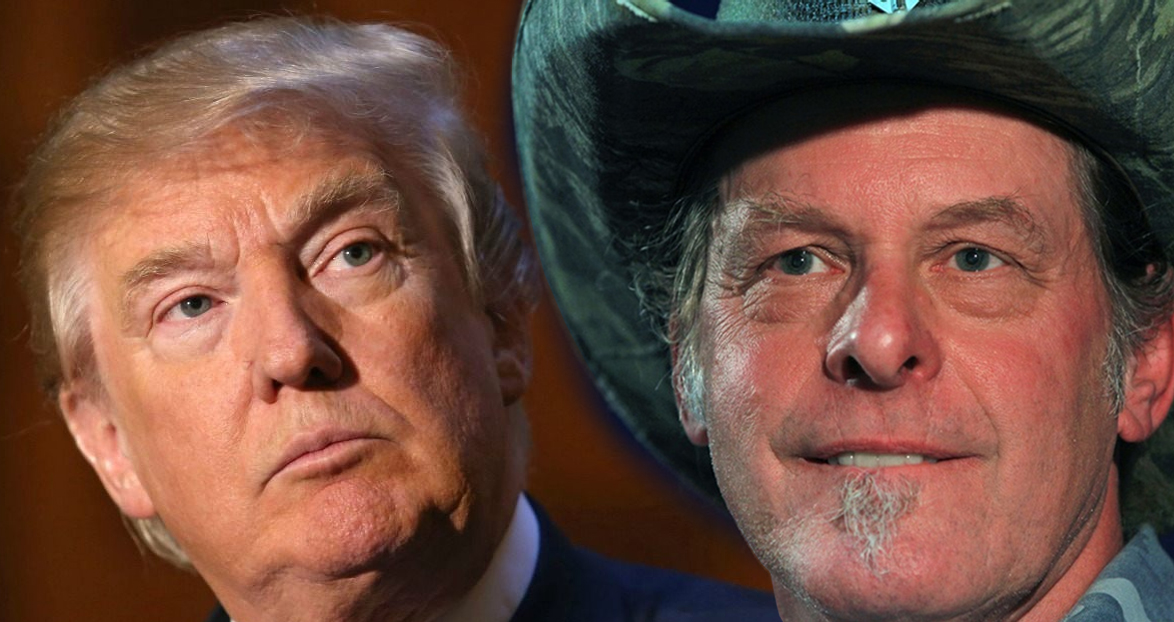 Can Ted Nugent Save The GOP?