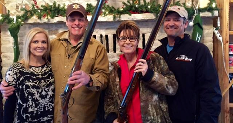 Brokered Convention? How About A Palin/Nugent Ticket? 100s Of Conservatives Agree!