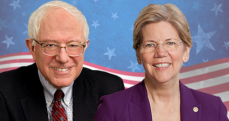 'Trump's Campaign Is Bigotry' – Warren And Sanders Hit The Campaign Trail