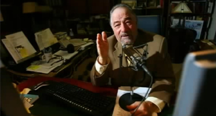 Photo credit: YouTube capture Right wing talk radio host Michael Savage