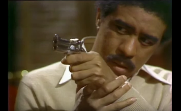 Richard Pryor Made This In 1977. It Could Be Used As A Gun Sense Ad Today.