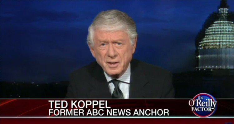 Ted-Koppel-Fox News