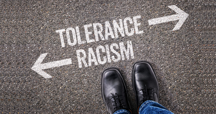 Tolerance-Racism