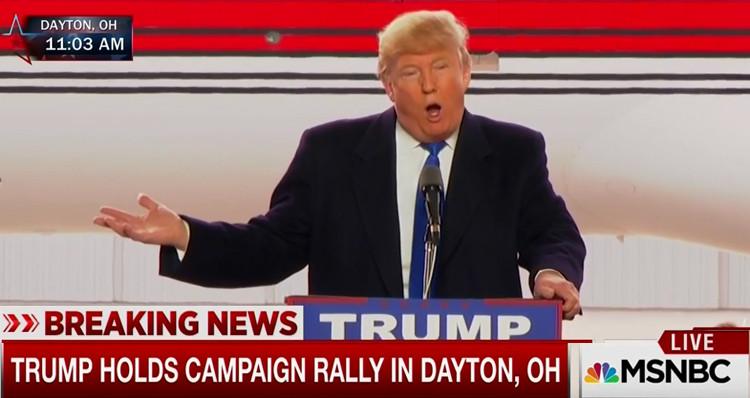 Trump-Ohio