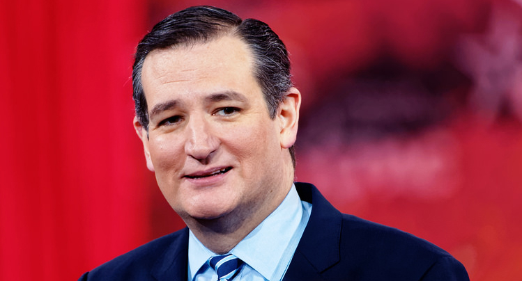 The Newest Member Of The Ted Cruz Team Is A Demon Hunter