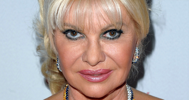 Ivana Trump Tells New York Post We Need Immigrants To Clean Up After Us