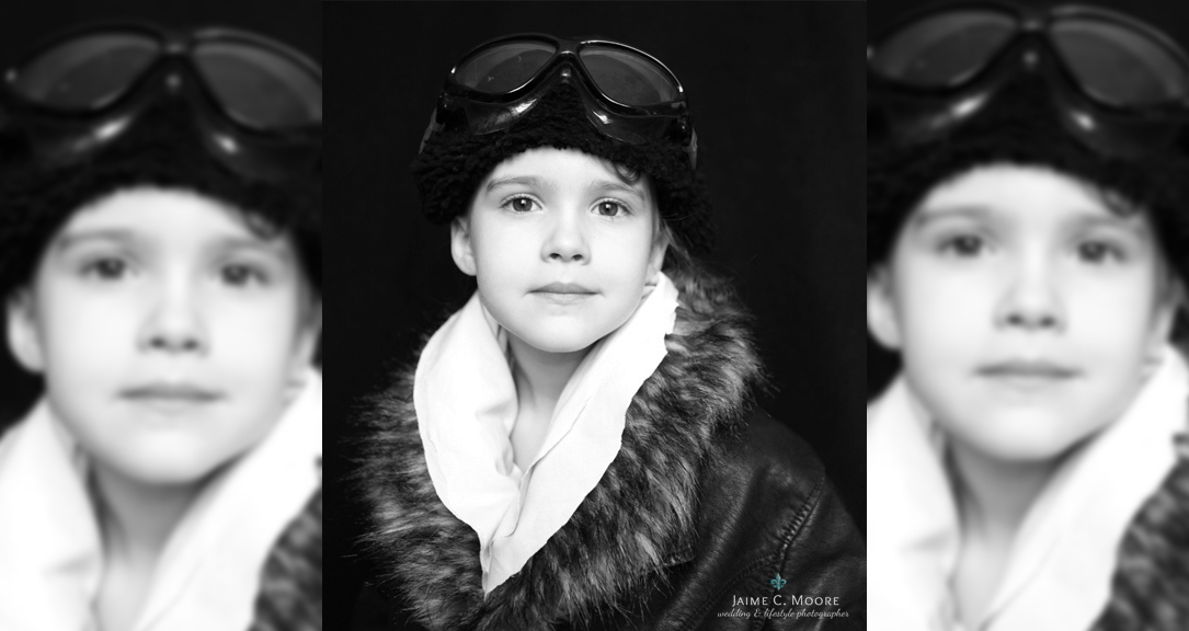 5-Year Old Girl Models Real Female Sheroes For Mother's Photo Shoot (IMAGES)