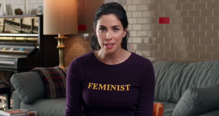 That Time Sarah Silverman Had A Conversation With Jesus About Abortion – Video