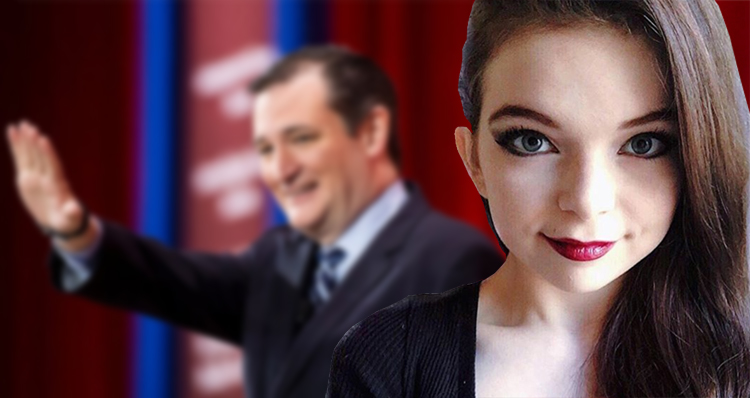 My Dearest Ted: Teenage Girl Calls Out Sen. Cruz With Best 'Dear John' Letter Ever
