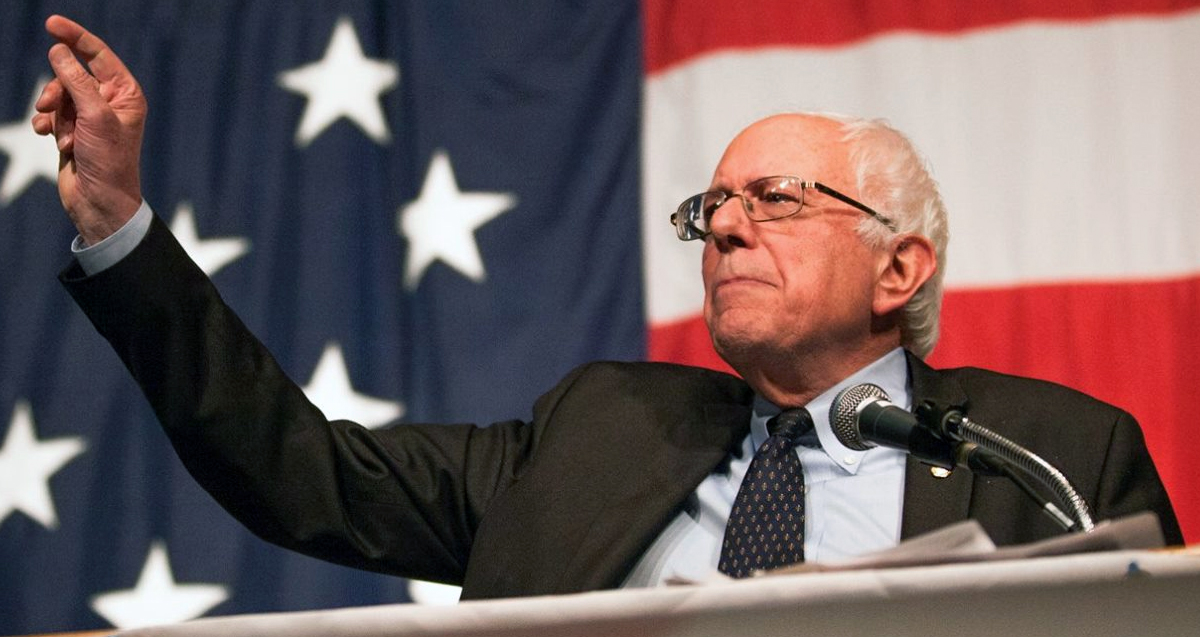 New Bernie Sanders Ad: 'The Art of The Steal' – Video