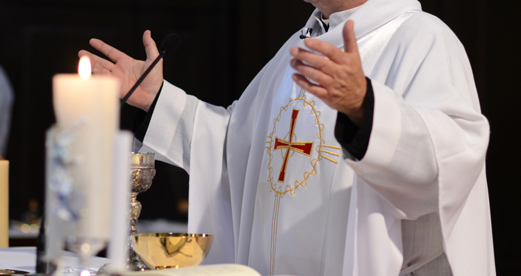 Catholic Priest Compares Pedophiles To … Guess Who